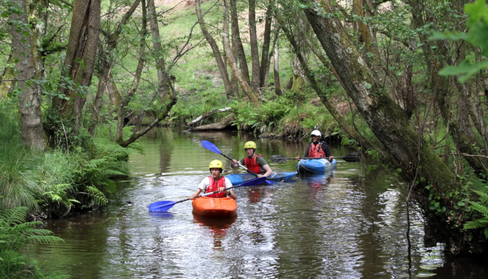 Into The Trees Festival - Kayaking & Canoeing